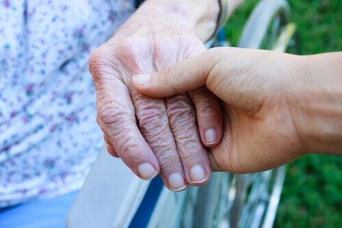 Å ha omsorg for noen, og å gjøre det bra, er ikke enkelt