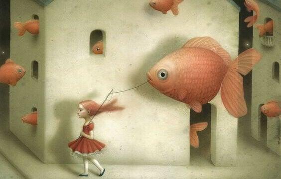 Noen ganger kan folk som ikke kan kontrollere seg selv, prøve å kontrollere alle andre