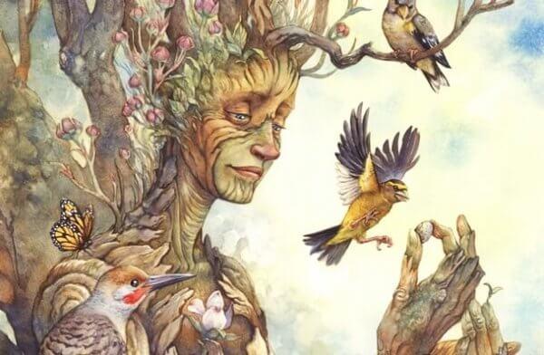Hva trær kan lære oss om å finne lykke