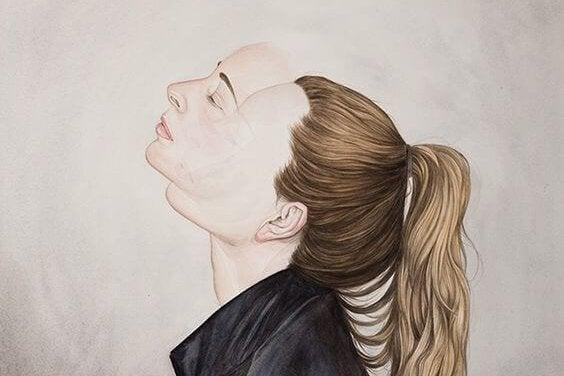 Kvinne med pronoia
