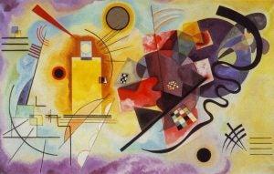 Et Kandinsky-maleri
