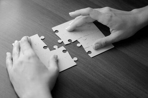 Når du har lite egenkjærlighet, er det som å mangle en bit av puslespillet