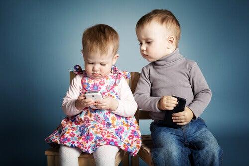 3 gode grunner til å ikke gi barn en telefon