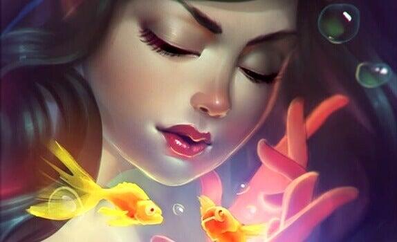 Bare for i dag, lukk øynene dine og forestill deg den vakre tingen som virkelighet