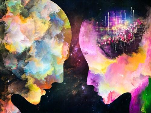 to fargerike sinn: oppvåkning av bevissthet