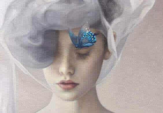 En sommerfugl som trodde at den fortsatt var en larve: En transformasjonshistorie