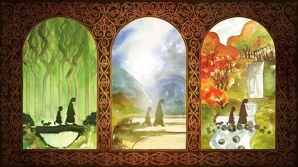 keltiske ordtak om liv og kjærlighet