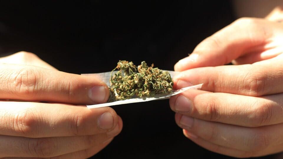 Røyke cannabis