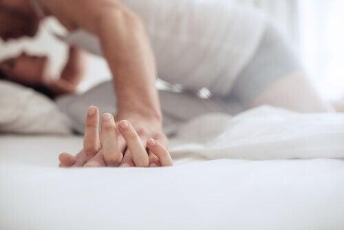 et par i sengen