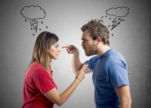 5 ting å si for å avslutte en krangel