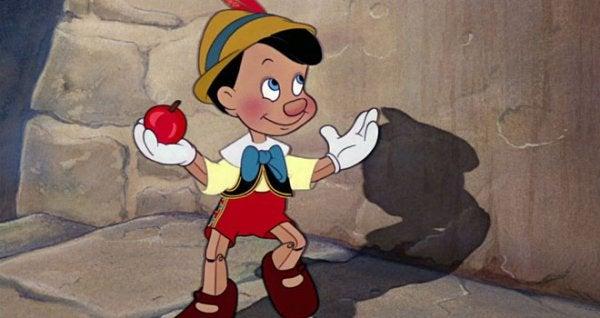 Pinocchio og betydningen av utdanning