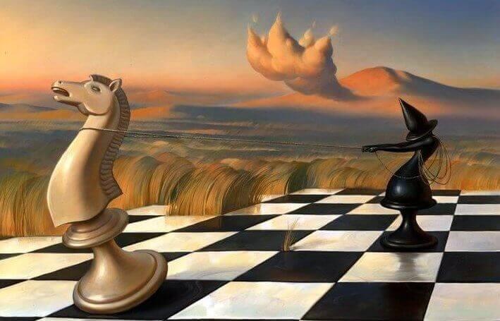 setninger fra jorge luis borges sjakk