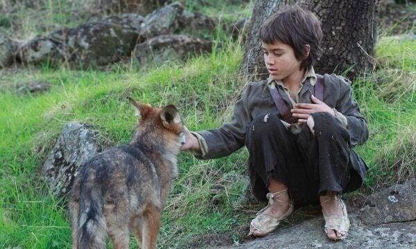 Livet blant ulvene: Historien om det ville barnet