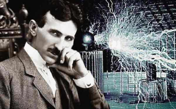 Nikola Tesla, lysets ensomme geni