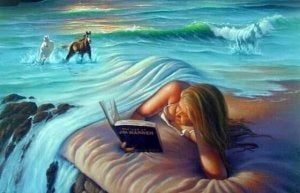 Det å lese skaper noe nytt inne i oss