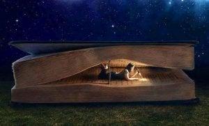 Det å senke seg helt inn i boka er bra for deg