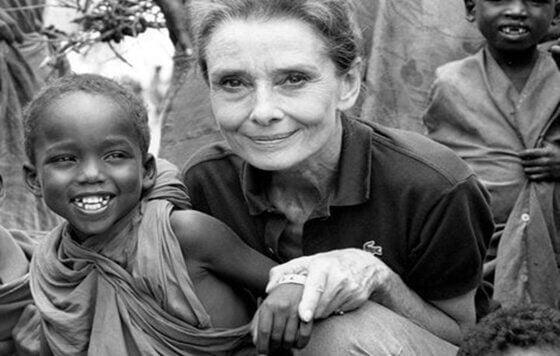 Audrey Hepburns humanitære arbeid