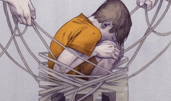 """Vold er lært... men det kan også bli """"ulært"""""""