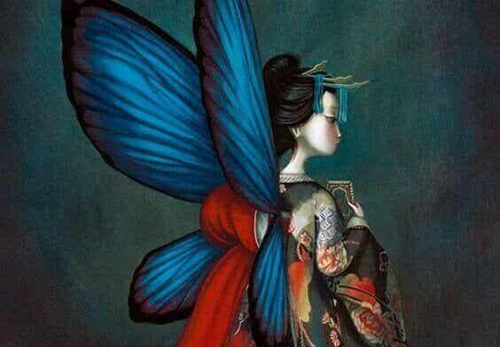 Det som hindrer meg fra å åpne vingene mine: emosjonell avhengighet
