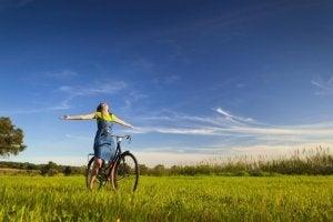 Når vi blir kvitt de dårlige følelsene kan vi føle oss fri