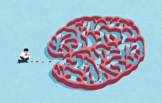 Hjernen og diazepam