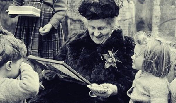 De 10 beste sitatene av Maria Montessori