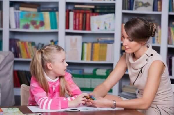 Barnepsykologi: hvem burde jeg stole på?