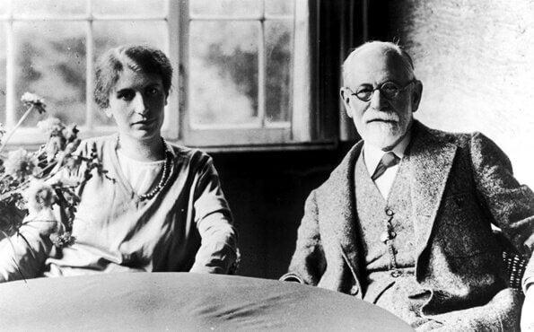 Anna Freud og hennes arbeid etter Sigmund Freud