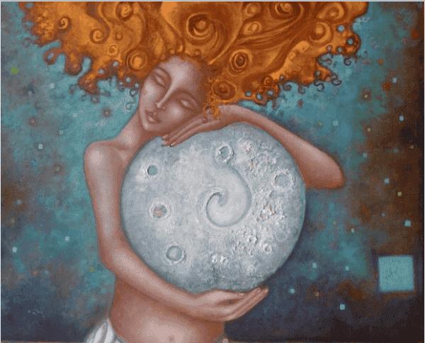 Kvinner og månen: Å forstå kvinners syklus