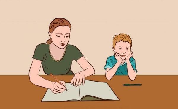 «Mamma, kan du hjelpe meg med leksene mine?» 5 tips til hvordan du gjør det riktig