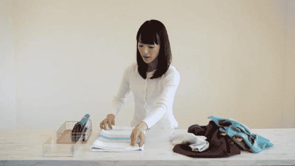 Marie Kondos metode for å organisere livet ditt: Organiser hjemmet ditt