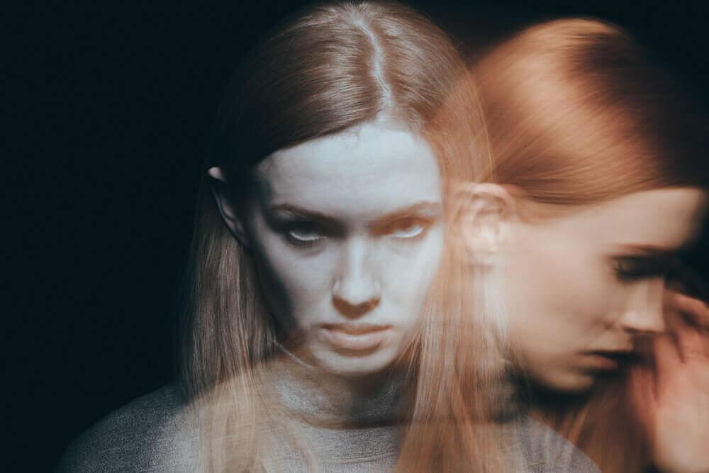 bipolar kvinne
