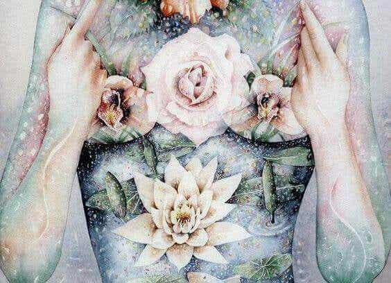 Øyeblikket du bestemmer deg for å elske kroppen din, uansett hvilken form den har