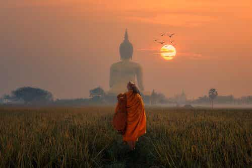 Buddhistisk psykologi kan hjelpe deg med å håndtere smertefulle følelser