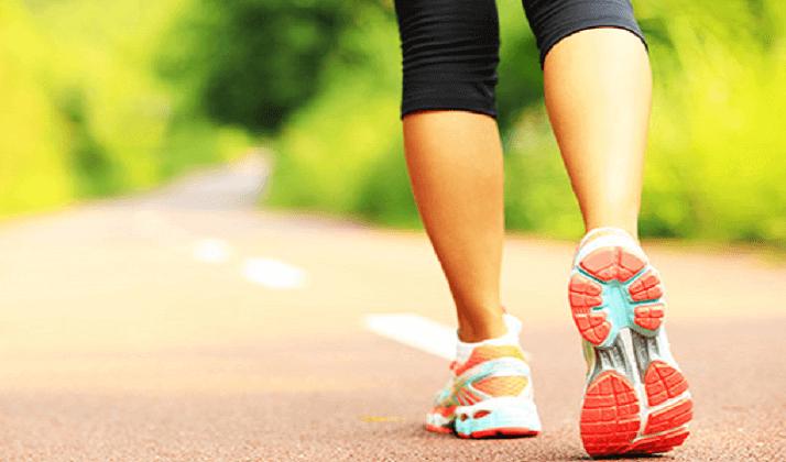 Fysiske aktiviteter hjernen din elsker: å gå.