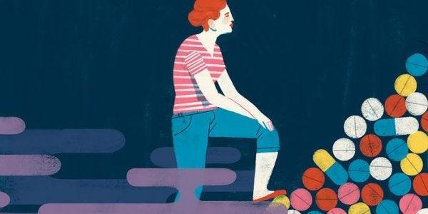 Antidepressiva – forskjellige typer, effekter og kontraindikasjoner