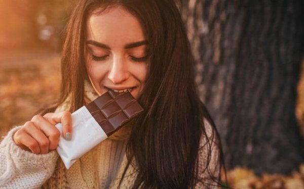 7 matvarer som utløser frigjøring av serotonin og dopamin