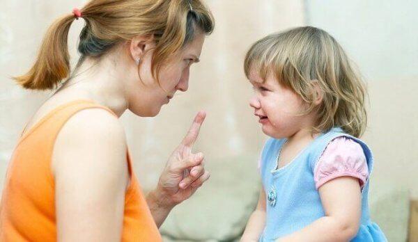 Mor og et uelsket barn