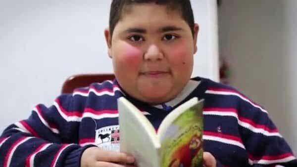 Rubén, gutten som viste oss at lesing er medisin