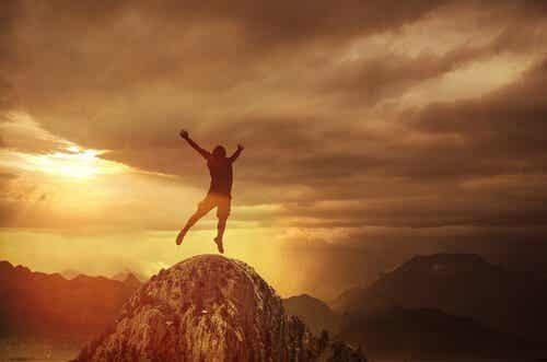 Adrenalinavhengige: å leve livet på kanten