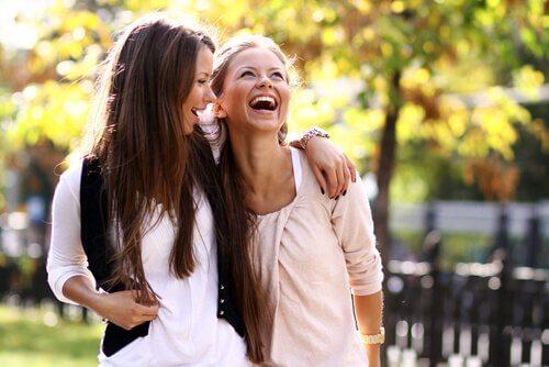 Glade venner