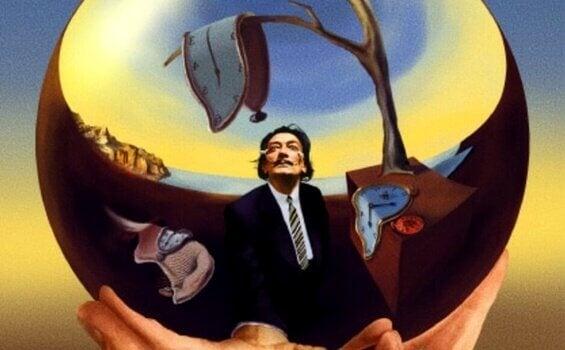 Salvador Dali sin hypnagogiske tilstand