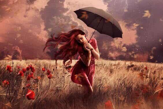 Våre liv er fylt med mer fantasi enn virkelighet