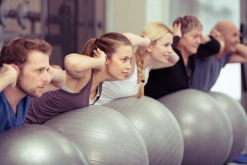 6 psykiske fordeler med pilates