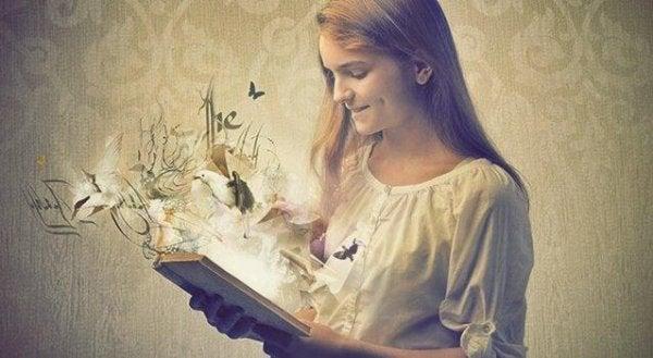 Bøker er speil