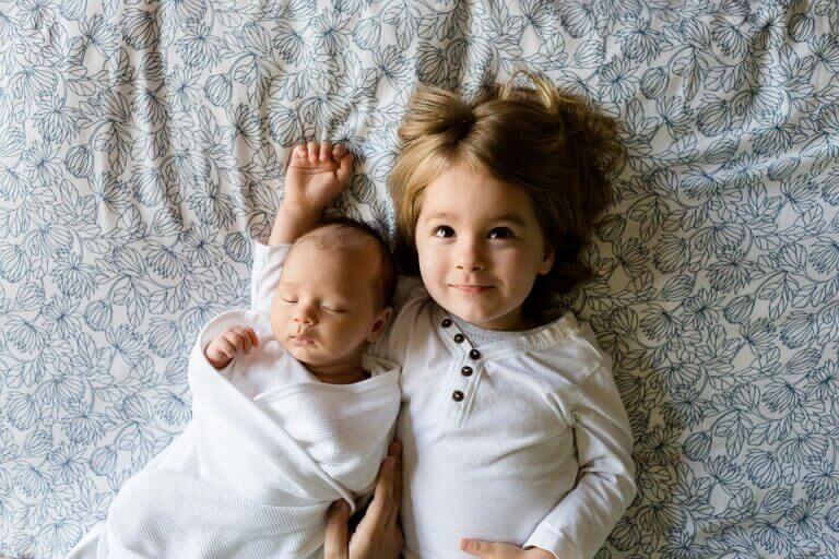 glade søsken