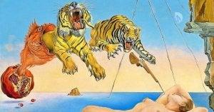 Salvador Dalis kunst var noe eksentrisk