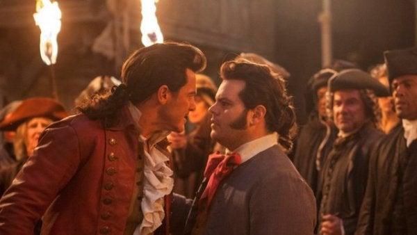 Gaston og Lafou