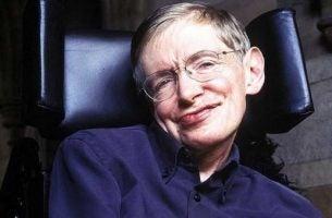 Stephen Hawkings vakre beskjed mot depresjon