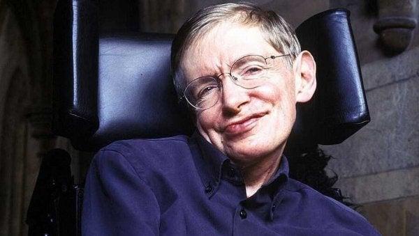 Stephen Hawking sin vakre beskjed mot depresjon